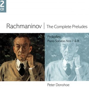 Image for 'Rachmaninov The Complete Preludes'