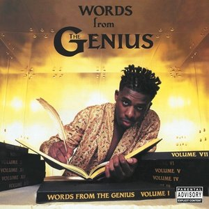 Image for 'Words From the Genius'