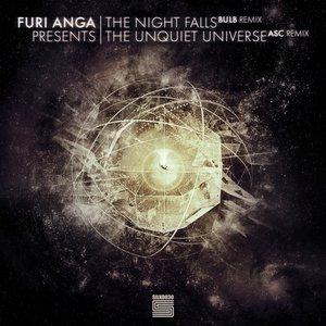 Image for 'The Night Falls (Bulb Remix) / The Unquiet Universe (ASC Remix)'