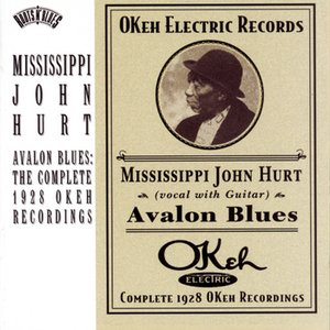 Image for 'Avalon Blues: The Complete 1928 Okeh Recordings'