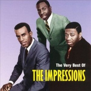 Immagine per 'The Very Best of the Impressions'
