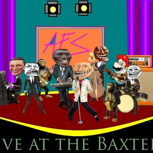 Image for 'Live at the Baxter'