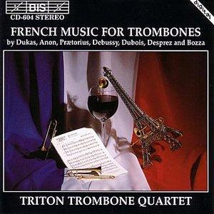 Image for 'DESPREZ, F. / BOZZA / PRAETORIUS: Trombone Music'