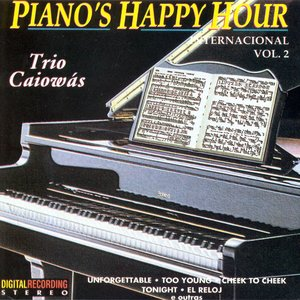 Image for 'Piano's Happy Hour, Vol. 2 (International Selections)'