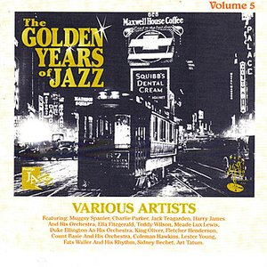 Image for 'The Golden Years Of Jazz Volume 5'