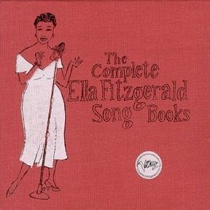 Image for 'The Complete Ella Fitzgerald Song Books'