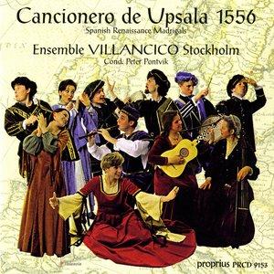 Image for 'Cancionero De Upsala 1556'