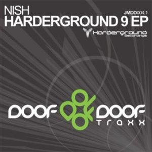 Immagine per 'Harderground 9 EP'