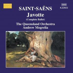 Image for 'SAINT-SAENS: Javotte / Parysatis'