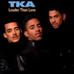 Image for 'Louder Than Love'