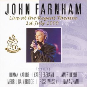 Image for 'John Farnham Live At The Regent Theatre'