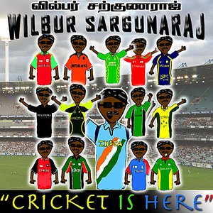 Image pour 'Cricket Is Here'