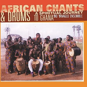 Image for 'African Chants And Drums - A Spiritual Journey To Ghana'