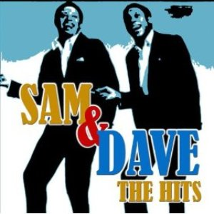 Image for 'Sam and Dave - the Hits'