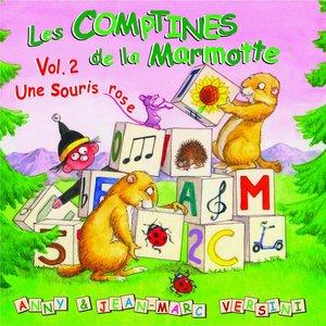 Imagen de 'Les comptines de la marmotte, vol. 2 : une souris rose'