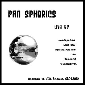 Image for 'Live EP [01/04/2010]'