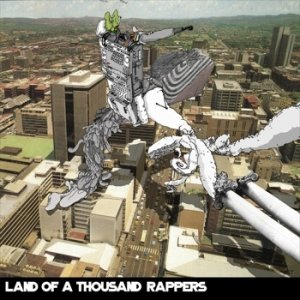 Image for 'Land of a Thousand Rappers Vol 1: Fall of the Pillars'