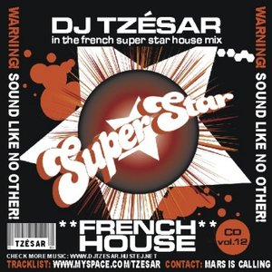 Image pour 'French Super Star House Mix (Clubstars CD vol. 12)'