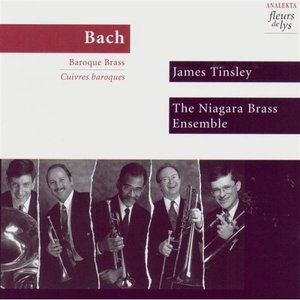 Image for 'Bach: Baroque Brass'