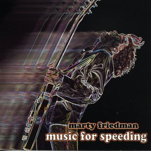 Imagem de 'Music For Speeding'