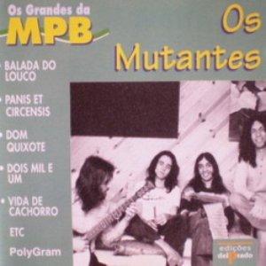 Image for 'Os grandes da MPB'