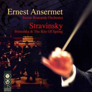 Image for 'Stravinsky: Petrushka & The Rite Of Spring'