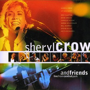 Image pour 'Sheryl Crow And Friends Live From Central Park'