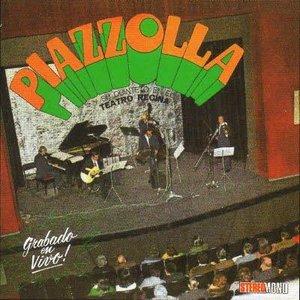 Image pour 'Piazzolla En El Regina'