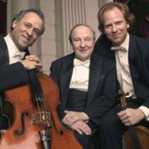 Imagen de 'Beaux Arts Trio, Bernard Greenhouse, Daniel Guilet & Menahem Pressler'