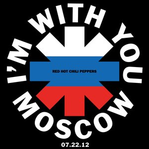 Image for 'Red Hot Chili Peppers (Luzniky Stadium, Moscow, RU 7/22/12)'