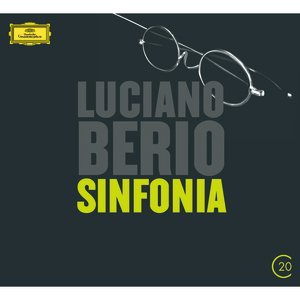 Image for 'Berio: Sinfonia'