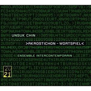 Image for 'Chin: Double Concerto; Akrostichon; XI; Fantaisie mécanique'
