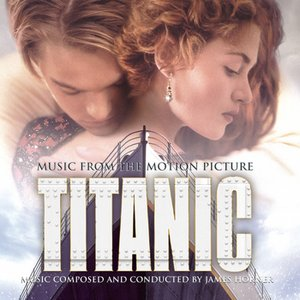 Image pour 'Titanic - Music from the Motion Picture'