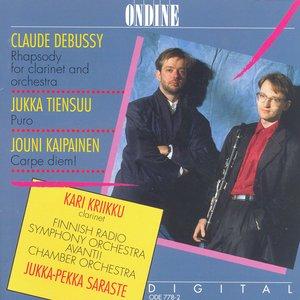 Immagine per 'Debussy, C.: Premiere Rapsodie / Tiensuu, J.: Puro / Kaipainen, J.: Carpe Diem!'