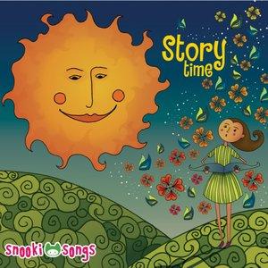 """story time""的封面"