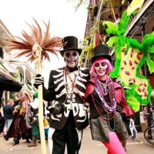 Image for 'Mardi Gras People'