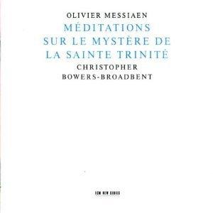 Image for 'Messiaen: Méditations Sur Le Mystère De La Sainte Trinité'