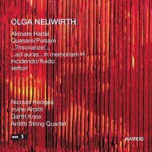 Image for 'Olga Neuwirth: Chamber Music'