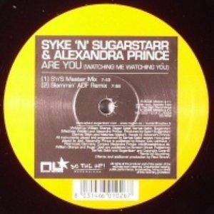 Image for 'Syke 'N' Sugarstarr & Alexandra Prince'