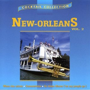 Image pour 'The Best Of New-Orleans Vol. 2'