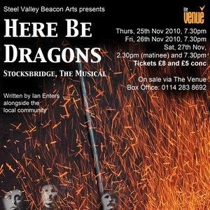 Imagem de 'Here Be Dragons'