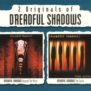 Image for '2 Originals Of Dreadful Shadows: Beyond The Maze + The Cycle'