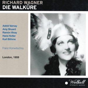 Image for 'Richard Wagner : Die Walküre (London 1959)'