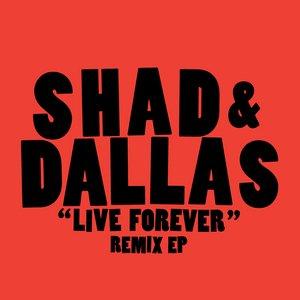 Imagem de 'Live Forever'