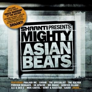 Bild för 'Shaanti Presents: Mighty Asian Beats'