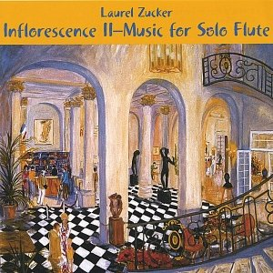 Image for 'Inflorescence 2-Music for Solo Flute'