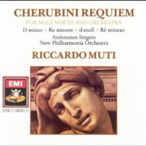 Image for 'Requiem In C Minor (Philharmonia Orchestra London, and Ambrosian Singers, feat conductor: Riccardo Muti)'