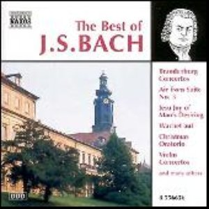 Image for 'The Best of J.S.Bach'