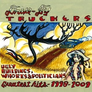 Immagine per 'Ugly Buildings, Whores And Politicians - Greatest Hits 1998 - 2009'