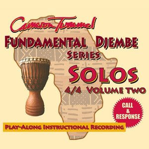 Image for 'Fundamental Djembe Solos 4/4, Vol. Two'